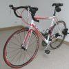 Till Start Fix sur vélo de route